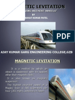 29751954 Magnetic Levitation