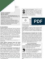 Friends Journal Classified Ads February 2013