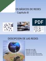 CONCEPTOS BÁSICOS DE REDES capitulo 8