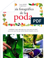 (eBook-PDF) Guia Fotografica de La Poda Jardin, Botanica, Plantas, Arboles