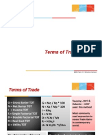 Terms of TRade Presentation1