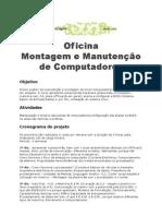 Oficina de Montagem e Manutencao AcessaSP