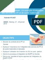 PPIUD/DIU du Postpartum n Guinea Sago - Final