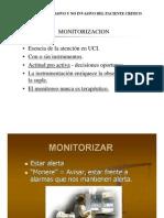 Monitoreo Hemodinamico Lic. a.barrios