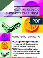 Interactiune Clinica i