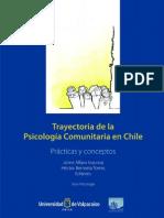 Trayectoria de la psicología comunitaria en Chile