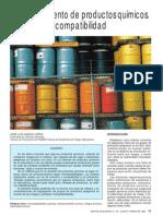 Diseño de almacen de quimicos