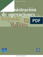 Administración de Operaciones - Krajewski, Ritzman y Malhotra