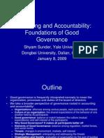 Accounting AccountabilityDongbeiDalian