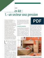 Meubles en Kit en France