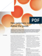 polymeric microspheres