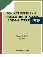 61295682 Encyclopedia of Animal Rights and Animal Welfare