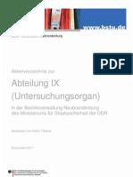 Aktenverzeichnis Abt Lx