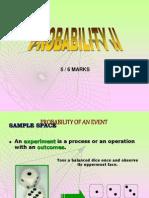 Probability Form 5