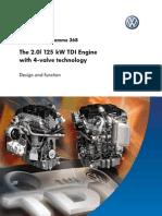 368.Vw.Motor 2.0 TDI (170 CV).(GB)