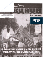 Bintang Buruh_Kasbi_Edisi Khusus Kongres2007
