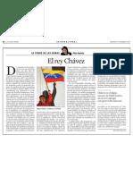 Pilar Rahola. El Rey Chávez