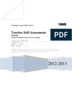 self-assessment feb 2013