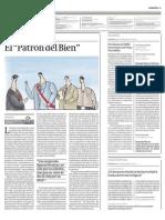 Diario Gestión - El patron del bien