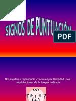 SIGNOS DE PUNTUACIÒN EXPO 2G