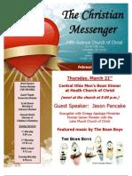 February 17 Newsletter