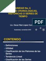 Series Cronologicas 2010