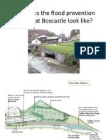 Boscastle Flood Prevention