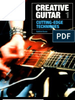 Guthrie Govan - Creative Guitar 1 - Cutting-Edge Techniques