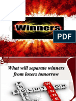 Winners Final Ppt
