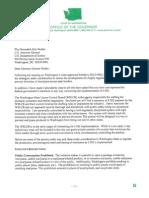Inslee letter to Holder