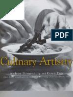26038 Culinary Artistry