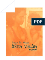Artes Visuais - Ensaios