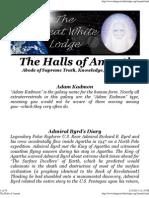 The Halls of Amenti