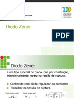 Aula 08 -Diodo Zener