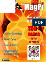 The MagPi Issue 3