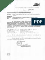 I ENCUENTRO NACIONAL DE DIRECTORES LÍDERES