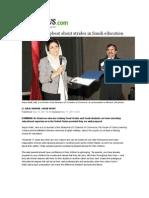 Arab News Articles