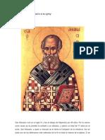 Carta de San Atanasio a Su Grey