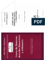 Villegas, Hector - Curso de Finanzas, Derecho Financiero y Tributario[1]