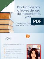 Producción oral a través del uso de herramientas.ppt