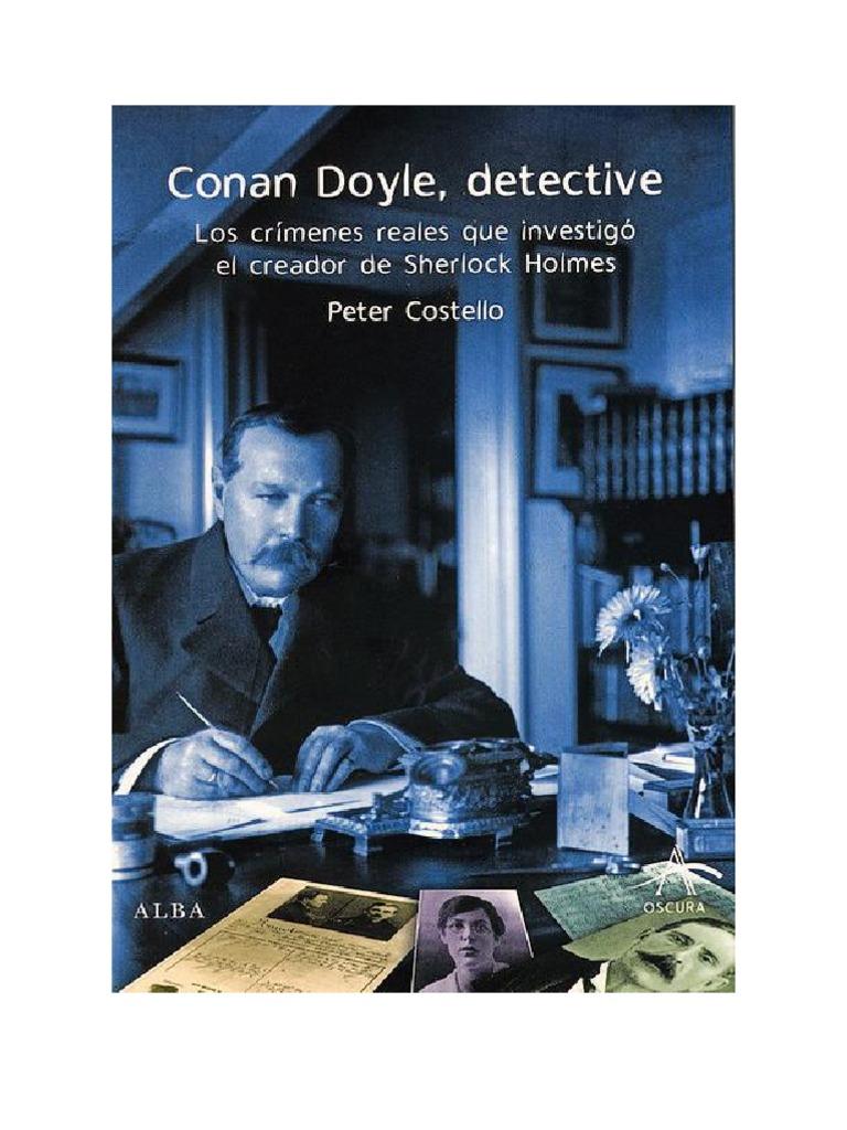 Peter Costello - Conan Doyle 1c784e45c82