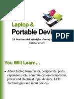Computer Diagnosis - Laptop & Portable Devices