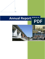 Annual_Report_2011 Instituto Pasteur Uruguay