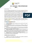 Informacion de Cursos Eepi 2013