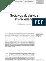 Sociologia Do Desvio