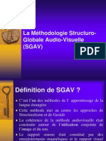 5-Méthodologie Structuro-Globale Audio-Visuelle son.ppt