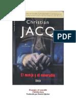 Christian Jacq El Monje y El Venerable
