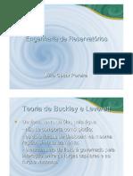 Teoria de Buckley e Leverett