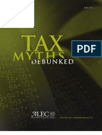 Tax Myths Debunked