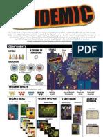 Pandemic - Rules (RO)